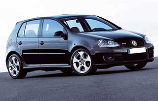 VW GOLF 5 AUTOMATIC